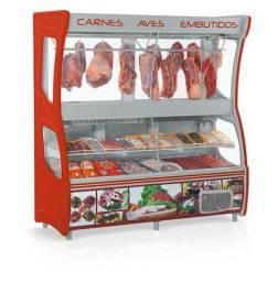 Expositor de carne Novo