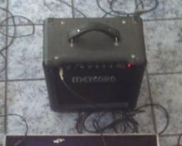 Amplificador meteoro 15w com reverb