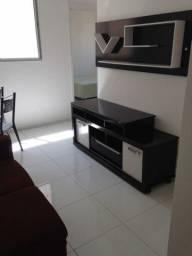 Alugo apartamento mobiliado - 35 BI