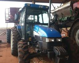 TL75 New Holland Trator