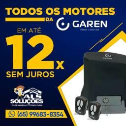 MOTOR EM 12X SEM JUROS