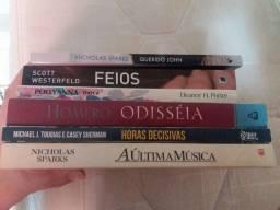 Vendo livros diversos