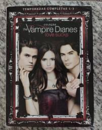 The Vampire Diaries (box temporadas 1-3)