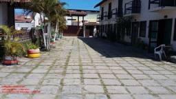 PC430 Casa Duplex com 2 Qtos e piscina em Iguaba, no Condomínio Lagoa Azul