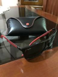 Óculos FERRARI Preto Masculino (NOVO)
