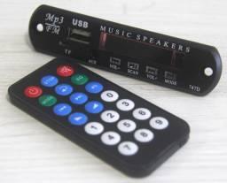 Player MP3, SD, USB