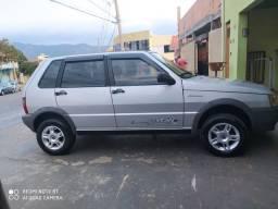 Vendo excelente Fiat Uno, 2013 segundo dono, raridade.