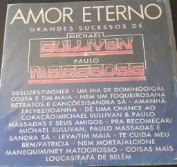 LP - Sucessos de Sullivan & Massadas