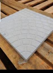 Piso concreto 60x60cm