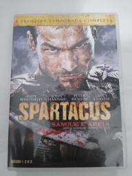 Vendo DVDs originais de GOT e Spartacus na Cachoeirinha-ZN de São Paulo.