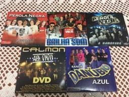 CDs e DVD novo!!