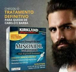 Minoxidil Kirkland - Caixa lacrada com 6 unidades