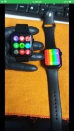 Relógio smart iwo w26