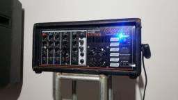 Amplificador /mesa amplificada