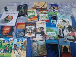 Livros Juvenis e Infantis( preço individual de cada livro na Descrição)