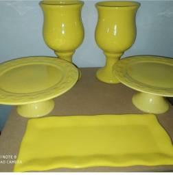 Peças Decorativas em cerâmicas