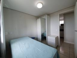 Alugo apartamento com 2 quartos mobiliado em Ponta Negra