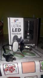 Lâmpadas de led h4 shock Light