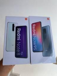 Redmi Note 9s e 8 Pro