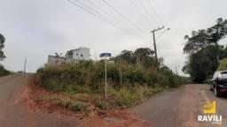 Lote de esquina 378m² ao lado do senai em Joaçaba
