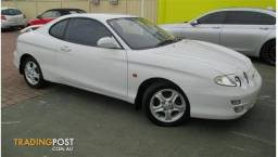 Hyundai Coupe 2000 Automatuco