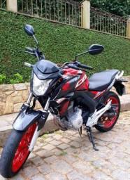 CBX Twister 250cc 2020 Do ano .