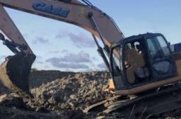 Escavadeira CX220 Case 2010