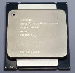 Processador xeon  E5 2620 V3