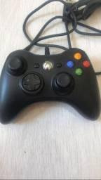 Controle Xbox 360 / PC com fio