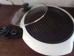 Vendo gril grande em perfeito estado de uso