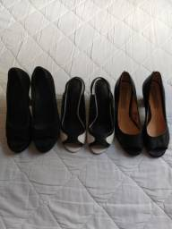Sapato Aberto Na Frente, Novos