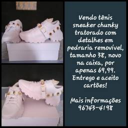 Sneaker Chunky Fashion