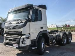 Caminhão Volvo Fmx (*Leia a Descrição