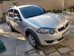 Fiat Palio weekend 1.6 trekking flex Completo + GNV 16m³ Ideal para aplicativos 2015