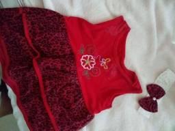 Lote roupa de bebe menina