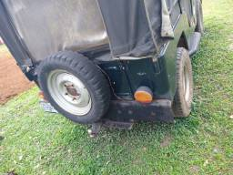 Jeep Ford Willys 65