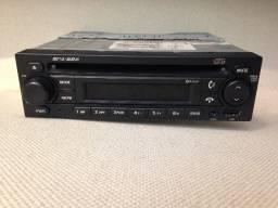 CD Clarion com Bluetooth original Jimny