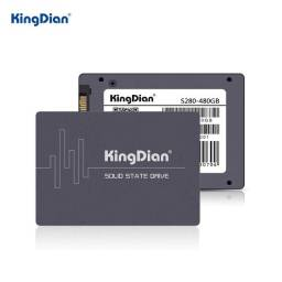 Ssd King Dian 128gb Novo - Disco sólido interno