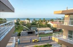 Apartamento mobiliado à venda na praia do Cumbuco com 53m² com 1 quarto