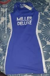 Vestido da Miller tm M novo vendo ou troco por outro