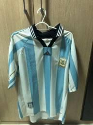 Camisa Argentina copa 98
