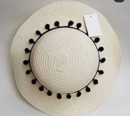 Chapéu moda praia