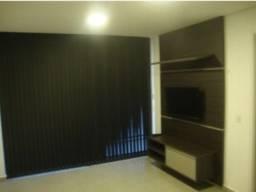 Apartamento mobiliado para locação no Ed. Res. J.K Studio, Sorocaba, 2 dormitórios