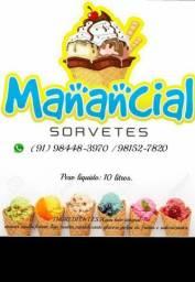 Manancial Sorvetes