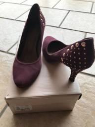 Sapato Salto Uva