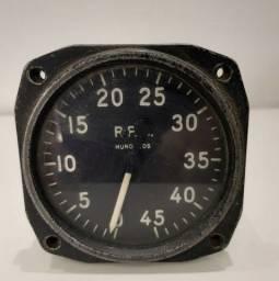 Instrumento avião - RPM