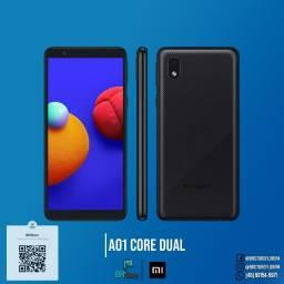 Celular Samsung Galaxy A01 Core Dual SIM 32 GB (Ac cartão)