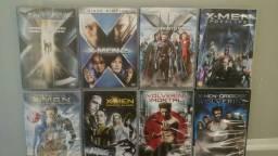 Coleção Dvd Marvel Dc