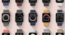 Apple watch série 6 44mm novo lacrado lançamento