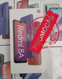 Xiaomi // Redmi 8A 64 Gigas de Memória // Novo lacrado com garantia e entrega imediata